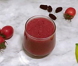 桑葚番茄汁的做法
