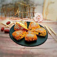 红枣葡萄角饼#中粮我买,春季踏青#的做法图解18