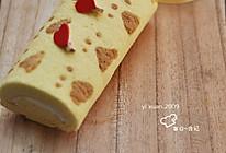 爪印蛋糕卷的做法