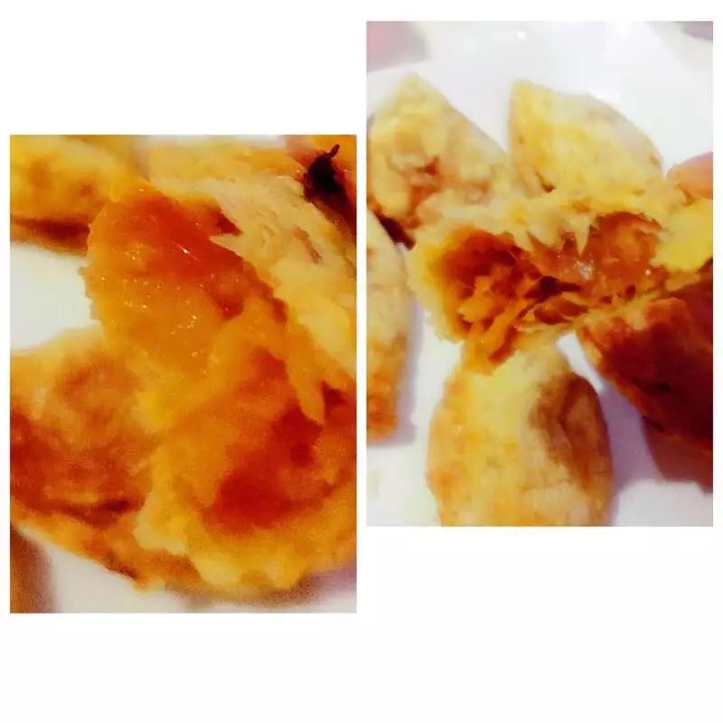 榴莲酥--蛋挞皮版的做法图解6