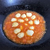 #春季减肥,边吃边瘦#番茄鸡肉丸的做法图解12