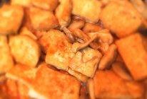 口蘑豆腐的做法