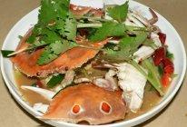香辣螃蟹的做法
