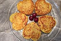 火腿土豆丝饼 爱心早餐的做法