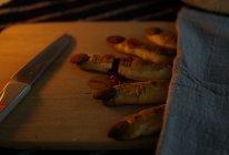 万圣节巫婆手指头饼干的做法