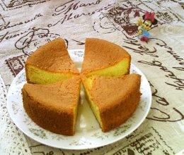 #秋天怎么吃#鹅蛋戚风蛋糕的做法