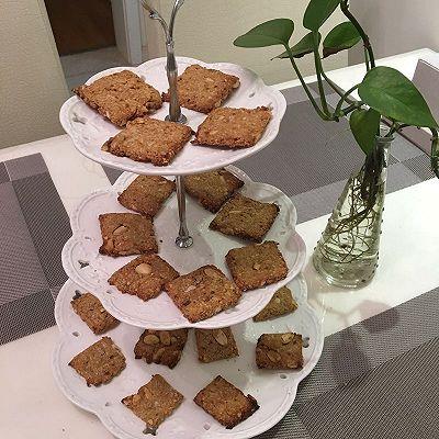 椰子花蜜燕麥小餅干