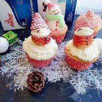 圣诞杯子海绵蛋糕#安佳烘焙学院#的做法图解25