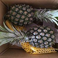 【一食呓语】菠萝咕咾肉的做法图解1