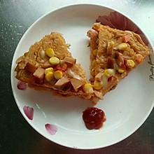 芝士泡菜饼