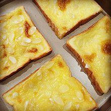 熔岩乳酪吐司