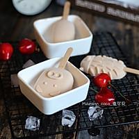 特浓牛奶巧克力雪糕的做法图解14