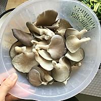 少油版炸蘑菇--空气炸锅的做法图解1