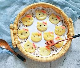 土豆饼做成这样做,孩子更加喜欢吃的做法