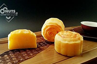 中秋节【半岛招牌奶黄月饼】