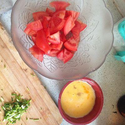 西红柿蛋汤的做法 步骤1