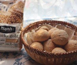 零失败低脂低热量谷粒小餐包