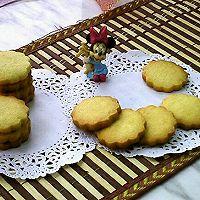 原味奶香酥饼#蒸派or烤派#