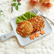 香煎鸡肉藕饼#秋天怎么吃#