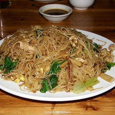 温州炒米粉
