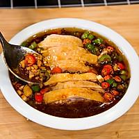 鲜辣藤椒鸡,一份立夏解馋的绝味美食 #美食挑战赛#的做法图解5