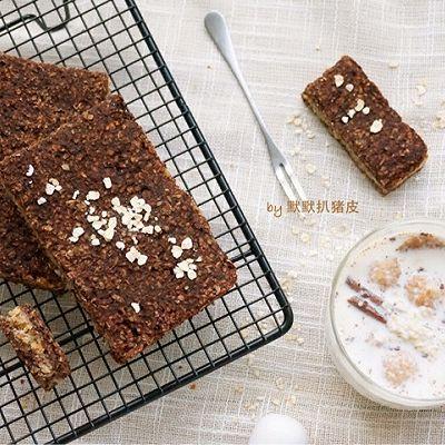 泡奶软饼干【可可香蕉软燕麦】