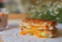 美味早餐•午餐肉鸡蛋手抓饼的做法