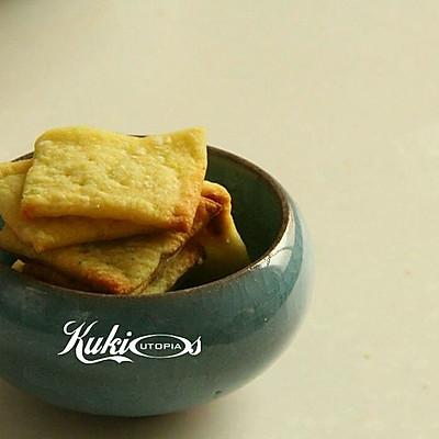 魁家的黑椒&芥末薄薯脆