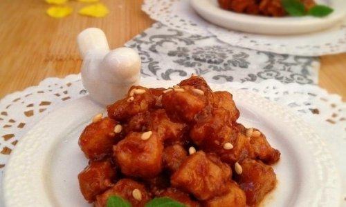 [ 家乐上菜,家常有味 ]樱桃肉粒的做法