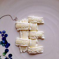 6寸水果奶油花篮裱花蛋糕(附戚风蛋糕制作)的做法图解20