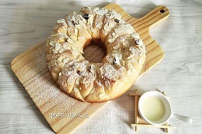 香浓炼乳手撕面包