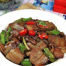 榨菜辣椒炒肉