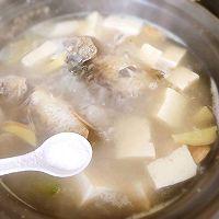 #母亲节,给妈妈做道菜#鲫鱼豆腐汤的做法图解8