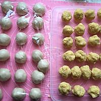 绿豆椪,最爱那口酥香绵软(添加最省力版绿豆馅制作方法)的做法图解5
