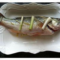 清蒸鲈鱼的做法图解4