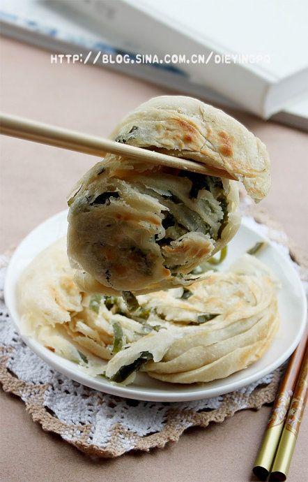 海带丝酥饼的做法