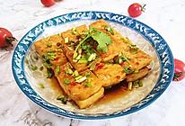 开胃煎豆腐的做法