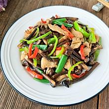 #营养小食光#超鲜的鸡枞菇滑鸡片