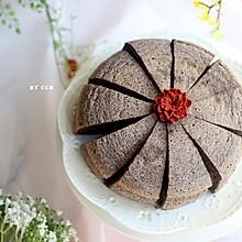 奶香黑米蒸蛋糕----蒸蒸不上火,蒸蒸更好吃