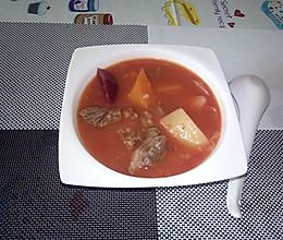 世界三大名汤——罗宋汤的做法