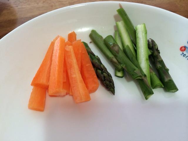 彩色蔬菜卷的做法步骤