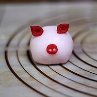 """""""猪""""圆玉润甜果子——中式Q弹冰皮点心的做法图解11"""