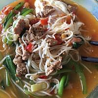 佐料鲜蔬煮菜谱面条教程吃生蚝瘦肉图片