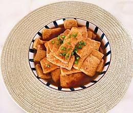 炆素豆腐的做法
