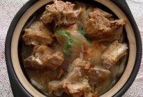 排骨白菜砂锅的做法