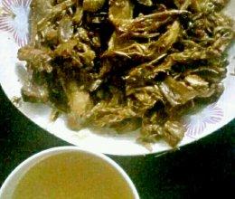 一鸡两吃,产妇下奶利器通草鸡汤&手撕鸡的做法