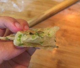 家常简易葱油饼的做法