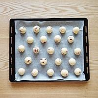 蔓越莓麻薯面包#美的烤箱菜谱#的做法图解7