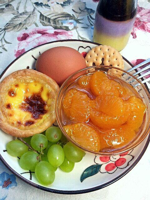 可爱早餐适合孩子小胃口