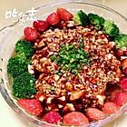 蒜蓉嫩豆腐